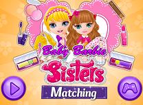Bebelusele Barbie
