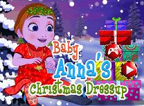 Bebelusul Anna de Craciun