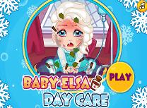 Bebelusul Elsa de Ingrijit
