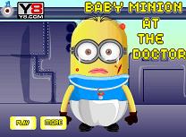 Bebelusul Minion