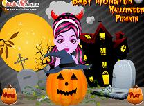 Bebelusul Monstru de Halloween
