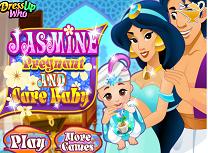Bebelusul Printesei Jasmine