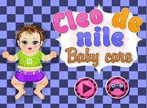 Bebelusul lui Cleo de Nile