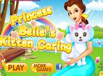 Belle Are Grija de Pisica