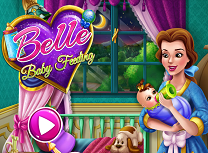 Belle Hraneste Bebelusul