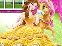 Belle si Poneiul