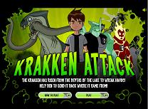Ben 10 Atacul lui Krakken