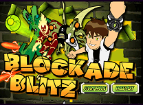 Ben 10 Blockade Blitz