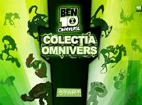 Ben 10 Colectia Omnivers