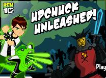 Ben 10 Upchuck