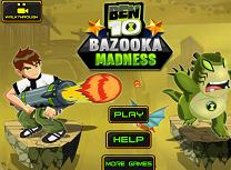 Ben 10 cu Bazooka