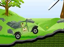 Ben 10 cu Jeepul