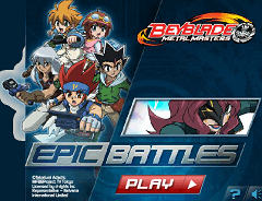Beyblade Epic Battles