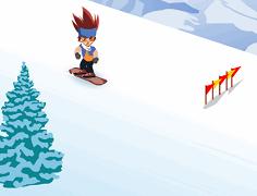 Beyblade cu Snowbordul