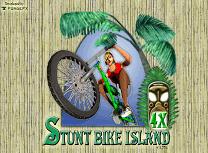 Bicicleta de pe Insula