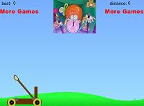 Jocuri cu Billy Dilley si Vara Subterana