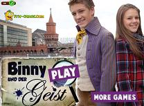 Jocuri cu Binny si Fantoma