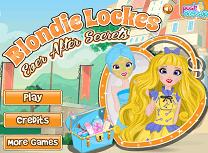 Blondie Lockes Secretele Frumusetii