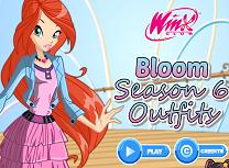 Bloom Tinuta Sezonului 6