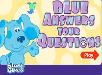 Blue Clue si Intrebarile