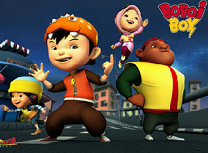 BoBoiBoy Puzzle