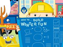 Bob Constructorul Iarna