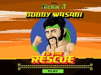 Bobby Wasabi Salvarea