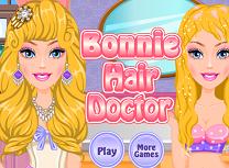 Bonnie la Doctorul de Par
