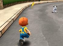 Boule si Bill 3D