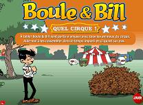 Boulle si Bill la Circ