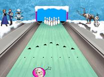 Bowling cu Ana si Elsa