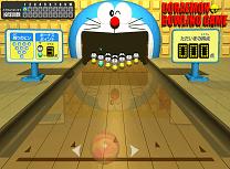 Bowling cu Doraemon