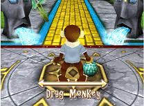 Bowling cu Maimute