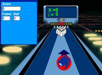 Bowling cu Sonic
