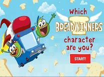 Breadwinners Afla ce Caracter Esti