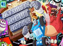 Breadwinners Batalia Robotilor