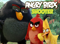 Bubble cu Angry Birds