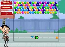 Bubble cu Mr Bean