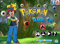 Bubble cu Pokemon