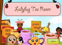Buburuza si Camera de Ceai