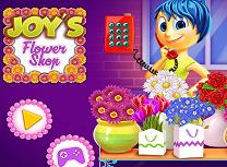 Bucurie si Magazinul de Flori