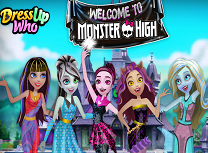 Bun Venit la Monster High