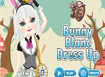 Bunny Blanc de Imbracat