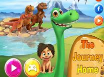 Bunul Dinozaur si Drumul Spre Casa