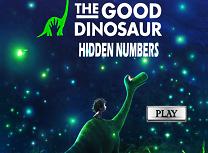 Bunul Dinozaur si Numerele Ascunse