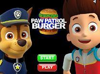 Burgerul Paw Patrol