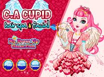 C.A. Cupid Coafura si Machiaj