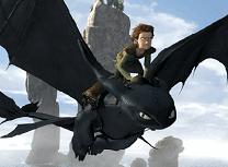 Calaretii Dragonilor Sliding Puzzle