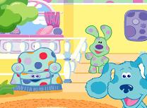 Camera lui Blue Clue
