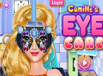Camille La Oftalmolog